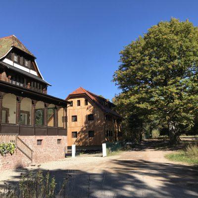 photo Schaentzel extérieure